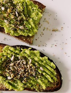 Cookpad - Make everyday cooking fun! Hot Bacon Dressing, Cream Soup, Whole Grain Bread, Avocado Recipes, Breakfast Dishes, Stuffed Hot Peppers, Avocado Toast, Great Recipes, Spicy
