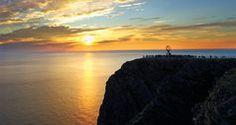 Norway, Nordkapp - The midnight sun