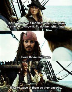 Captain Jack Sparrow Δ