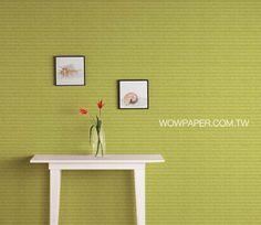 產品編號 :11WTMD2-77360分類 : 類工藝材質 壁紙 / 單色工法 壁紙  產品名稱: 仿布料線條壁紙 粉綠/淡綠/草綠   單價:NT$ 524   單位 [ 捲 ]: 寬 53cm X 高1000cm   商品特性 : 可溼擦 / 防光害  商品庫存 : 現貨  重觸感類布料工藝 壁紙,粉綠/淡綠/草綠色蘊染出視覺上垂直與平行的交錯條紋    524X16 8384+5280=$13664