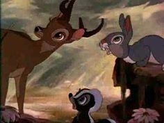 Bambi Original Trailer 1942