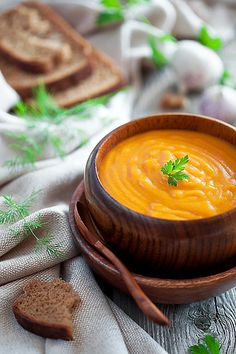 Soup, a healthy, tasty and easy lunch option for this time of year.