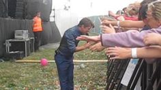 Mark Owen Fans @ Big Feastival  Mark Owen Fans @ Big Festival