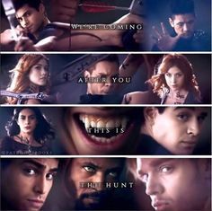 Shadowhunters season2