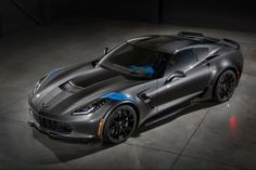 Corvette Grand Sport - http://olschis-world.de/   #Chevrolet #Corvette #GrandSport