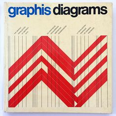 Start the week. Graphis Diagrams. 1974 first edition. The book that was / is the reference for so much. Systematic. Known pleasures. Parallel lines. Email if you want@idea-books.com #graphisdiagrams #1974