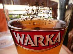 Warka - A smooth Summer Polish Beer