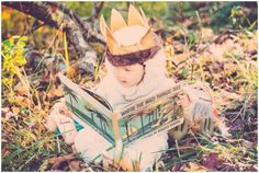 """WHERE THE WILD THINGS ARE photoshoot!!! Check it out! my friend Katie and her (adorable) daughter Lexi made it to """"Inspired by This!"""" blog. Prepare to be jealous <3"""