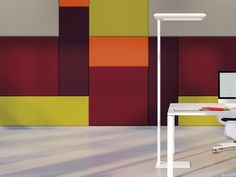 Floor Lamp With Dimmer SILHOUETTE Silhouette Collection By MANADE Design  Luis G. Jaramillo