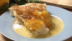Galaktoboureko Greek dessert recipe on Rick Stein: From Venice to Istanbul