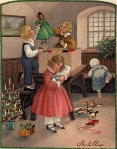 Pauli Ebner: Weihnachten, Christmas