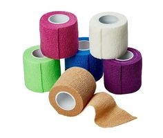 Waterproof Elastic Self Adhesive Medical Bandage Nonwoven Cohesive Gauze Tape First Aid Kit for Sport Ankle Finger Muscle Care - Sports & Entertainment/Camping & Hiking Basic First Aid, First Aid Kit, Sprained Ankle, Bandage, Emergency Preparedness, Emergency Binder, Emergency Kits, Survival Kits, Baby Safe