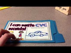 Daily Write-It: CVC Edition. Help your students master CVC word writing with this daily routine! Smartboard & Printable versions!