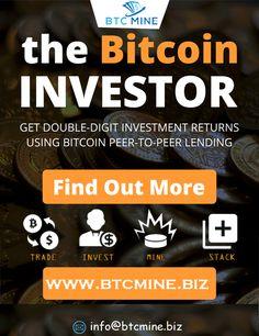 Join all the Bitcoin Investor here, register now www.btcmine.biz
