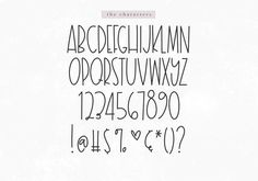 Lettering Fonts Discover Milky Way - A Tall Handwritten Font Cute Fonts Alphabet, Handwriting Alphabet, Word Fonts, Hand Lettering Alphabet, Number Fonts, Script Fonts, Cute Letter Fonts, Simple Calligraphy Fonts, Cute Handwriting Fonts