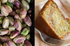 "Pistachio Sour Cream Coffee Cake | THE KITCHENTHUSIAST ""This cake exceeded my expectations.  It was so good, in fact, that I had to send my husband with half of it to share with his coworkers."""