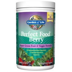 Made with 49 nutrient-rich whole food based ingredients to ensure your body receives the nutritional benefits of fruits and vegetables.