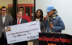 Chicago-favorite Chance the Rapper made a follow-up announcement to his generous donation of over $1 million to Chicago Public Schools on Friday. At a...