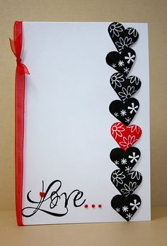 vertical hearts