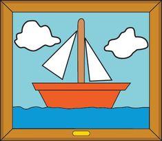 The Simpsons│ Los Simpson - - - - - - Simpsons Characters, Simpsons Art, Dope Cartoons, Dope Cartoon Art, Drawing Flames, Sailing Pictures, Sailboat Painting, Santa's Little Helper, Cultura Pop