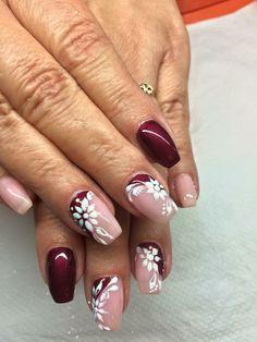 Nails Fall Nail Art, Autumn Nails, Mani Pedi, Pedicure, Diy Nails, Cute Nails, Avon Nails, Gel Nail Designs, Nails Inspiration