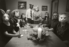 dinner party..