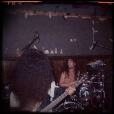 Mike & Sean❤️Alice in Chains London 1992