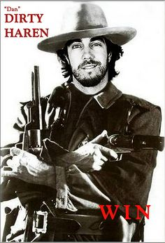 Dirty Dan Haren