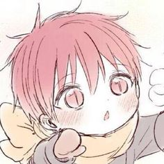 Read (akakuro) 1 from the story Kuroko No Basketballs ( doujinshi ) [Yaoi]. Manga Cute, Cute Anime Chibi, Kawaii Chibi, Cute Anime Boy, Kawaii Anime, Akashi Kuroko, Akashi Seijuro, Karma Y Nagisa, Bebe Anime