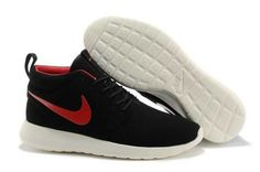 Nike Roshe Run Mid Chaussure pour Homme Noir Les Roshe Run Cheap Nike Running Shoes, Nike Shox Shoes, Cheap Jordan Shoes, Cheap Nike Air Max, Cheap Shoes, Buy Nike Shoes Online, Nike Shoes For Sale, Nike Free Shoes, Adidas Superstar
