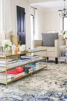 Design Blogger Challenge: Vote Now for Your Favorite Room — Loloi Rugs | Apartment Therapy
