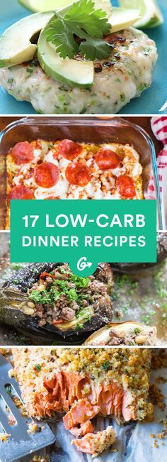 Pick a weeknight, any weeknight. #lowcarb #dinner #recipes http://greatist.com/eat/low-carb-recipes-dinners-low-in-carbohydrates