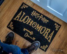 Harry Potter: Alohomora Doormat