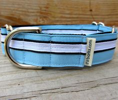 Caroline Martingale Dog Collar and Leash | If It Barks