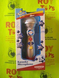 Bontempi Karaoke Microphone - Microfono Karaoke multifunzione