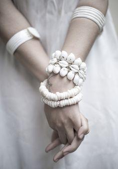 Small shell bracelet | Love Warriors of Sweden