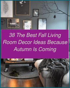Cozy up your bedroom for fall with these basic designing concepts that will work together with your existing design and color design. #interiordesign ... Fall Bedroom Decor, Fall Decor, Teen Girl Bedrooms, Teen Bedroom, Fall Living Room, Living Room Decor, Making Throw Pillows, Autumn Decorating, Bedroom Night Stands