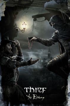 """Первый эпизод """"Thief: Истории города"""" - Блоги - блоги геймеров, игровые блоги, создать блог, вести блог про игры"""