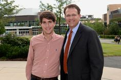 Take 5 with Ben May, Senior in marketing in the Raymond J. Harbert College of Business
