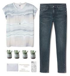 """J I L L I A N"" by freak4fashion14 on Polyvore featuring Torre & Tagus, Uncommon, Jil Sander, Senso and Forever 21"