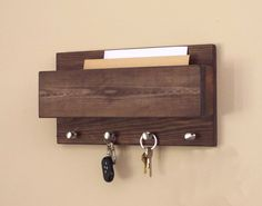 entryway organizer coat hooks key hooks  large by rustichandcrafts  URL : http://amzn.to/2nuvkL8 Discount Code : DNZ5275C