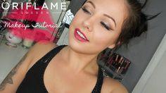 ORIFLAME - One Brand Makeup Tutorial | Danielle Scott