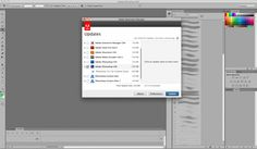 Photoshop CS6 & Illustrator CS6 Updates Available for Creative Cloud Members & Mac Customers