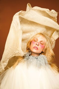 French Singer Petite Meller Is Winning Over the Music and Fashion Worlds One Rouged Cheek at a Time