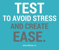 How to test a website. Say You, Content Marketing, Stress, Posts, Website, Sayings, Blog, Messages, Lyrics