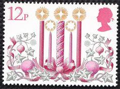 Royal Mail Christmas 1980