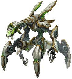 Eldan Commander Bot