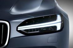 Thor's Hammer Headlight Volvo S90 Mussel Blue - Autoinfoquest