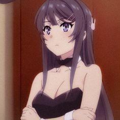 Kawaii Girl, Kawaii Anime, Five Nights At Anime, Manga Anime, Anime Art, Mai Waifu, Mai Sakurajima, Anime Furry, Cute Anime Character