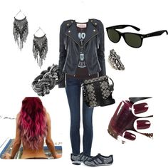 """""""Edge"""" by carolyn1984 on Polyvore"""